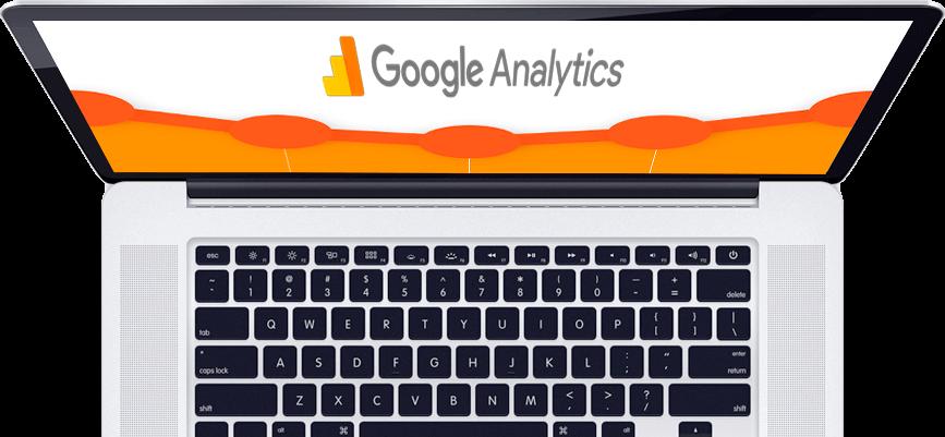 Google Analytics Guarda Site Slide