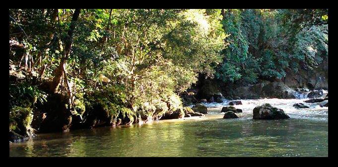 Cachoeira da Meia Légua em Cambuí MG Guarda Site