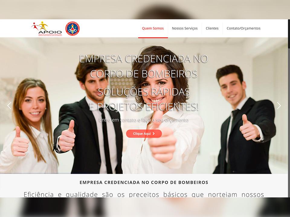 Apoio Projeto Digital Portfólio Guarda Site